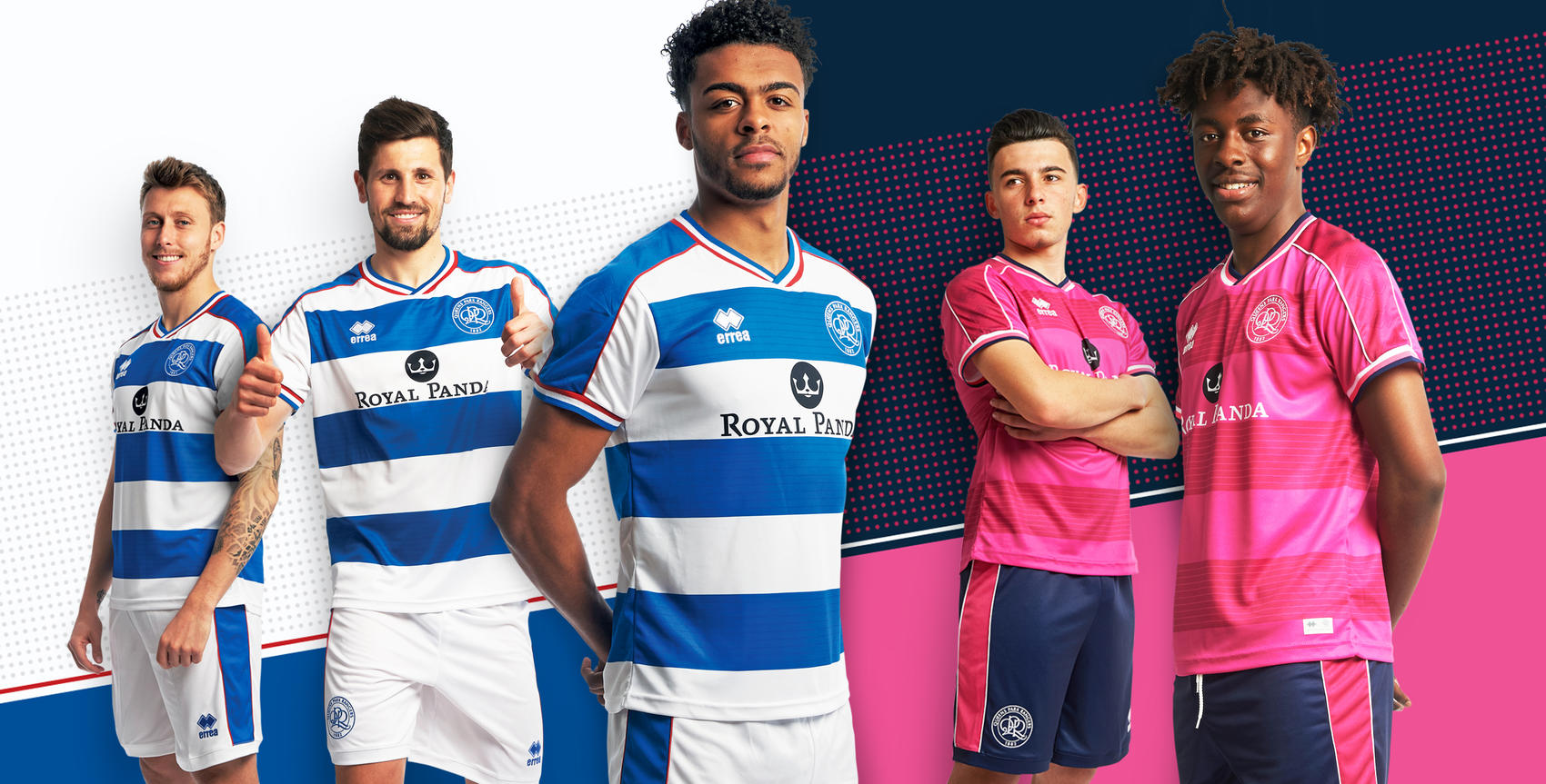 New 2018 19 QPR kits unveiled 906d36b95