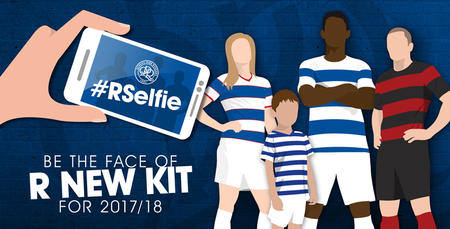 You could be the face of  R  new kit! bd9e55663