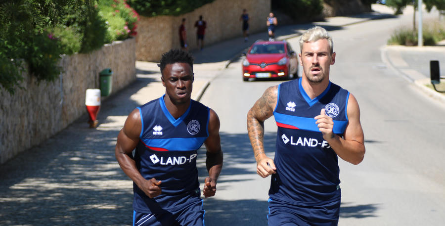 'No pain, no gain' for Sylla and Hally