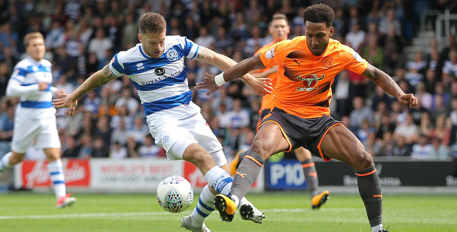QPR sign defender Alex Baptiste