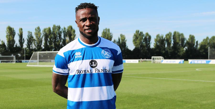 Kazenga LuaLua returns to QPR