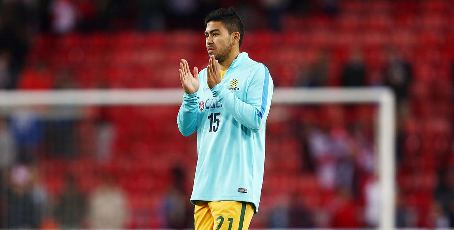 Final Socceroos squad named for Honduras play-offs