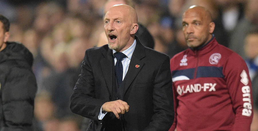 Ian Holloway Tells Off QPR Fans Who Left Before Two Late Goals