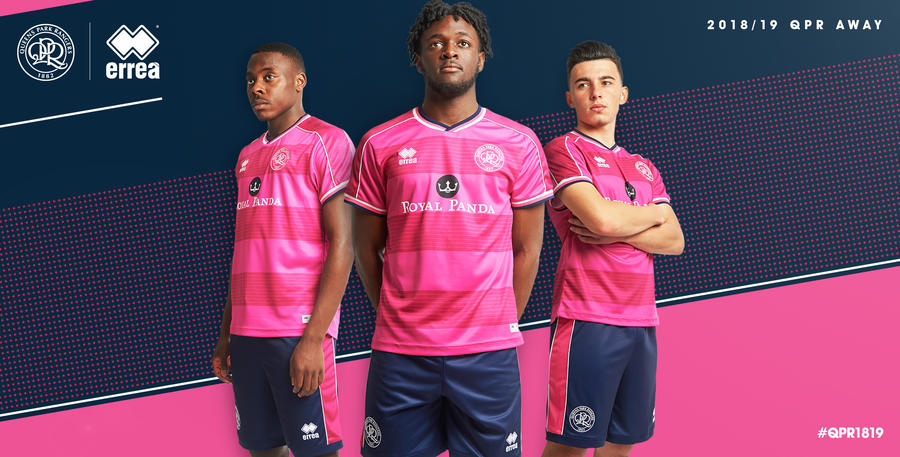 "New QPR boss Steve McClaren told www.qpr.co.uk  ""The QPR home kit is so  iconic in English football. It s a very recognisable and famous strip 248eebc5f"