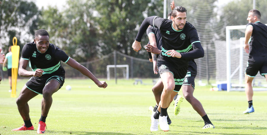 Quick start - Cameron and Bright Osayi-Samuel