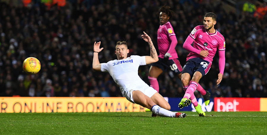 Nahki Wells puts QPR 1-0 up at Elland Road