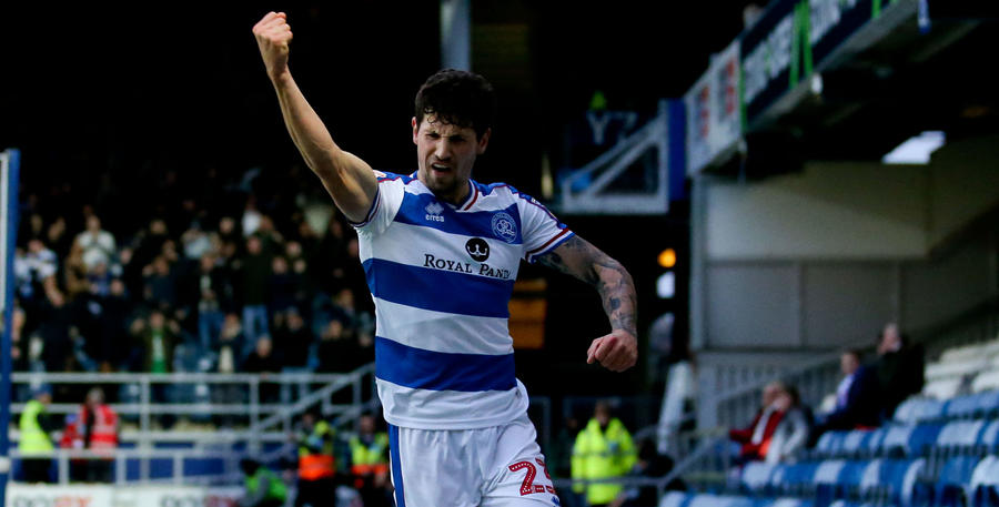 Wszolek put QPR in pole position at Loftus Road