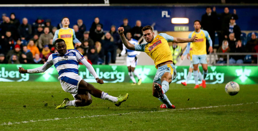 Bright Osayi-Samuel levels for QPR late on