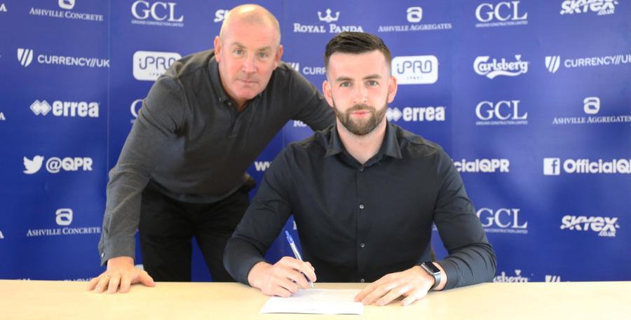 The Scottish stopper has signed a four-year contract